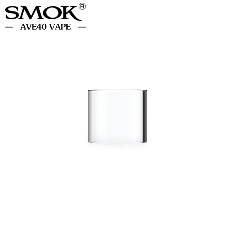 3pcs 100% Original SMOK Tank Glass Tube High quality E Cigarettes Accessories For All SMOK Atomizer TFV4 TFV8 BABY TFV12 Mini