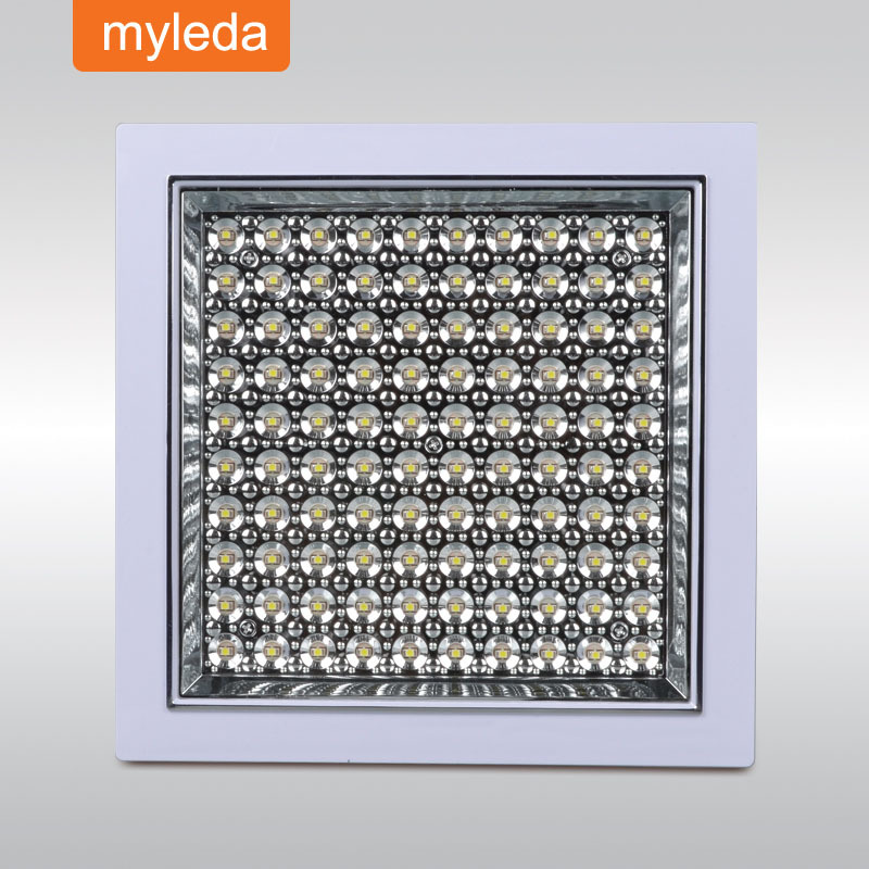 4w SMD3528 400lm square embeded  AC85-265V 50-60Hz  Fashion brief out circle led kitchen light balcony lamp indoor ceiling light  цены
