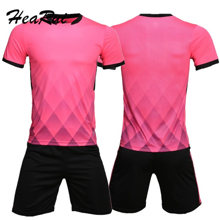 173a2e0d8 Professional custom Adult 2017 Soccer Jerseys Set Uniforms Football clothes  Kit Cheap Breathable Football Shirt Tracksuit-in Soccer Sets from Sports ...