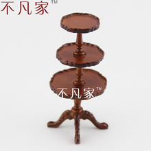 what color is mahogany furniture. 112 scale mini dollhouse furniture color mahogany handmade sculpture cake stand what is