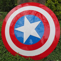 The Avengers Captain America Shield Cosplay Costumes 1:1 Civil War Captain America Cosplay Weapon Steve Rogers Shield