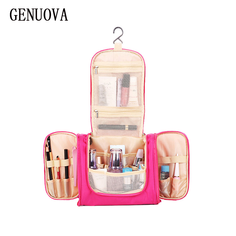 Cosmetic Bags Women Travel Waterproof Makeup Bag Portable Fashion Ladies Multi-functional Cosmetic Bag Large Capacity Wash Pouch
