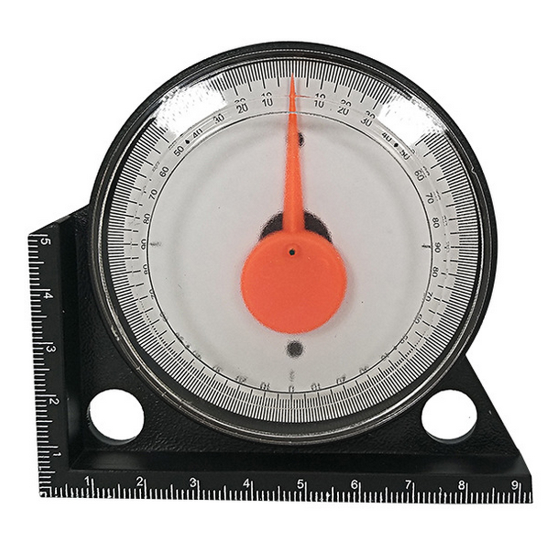 High Precision Mini Inclinometer Protractor Tilt Level Meter Angle Finder Clinometer Slope Angle Meter With Magnetic Base