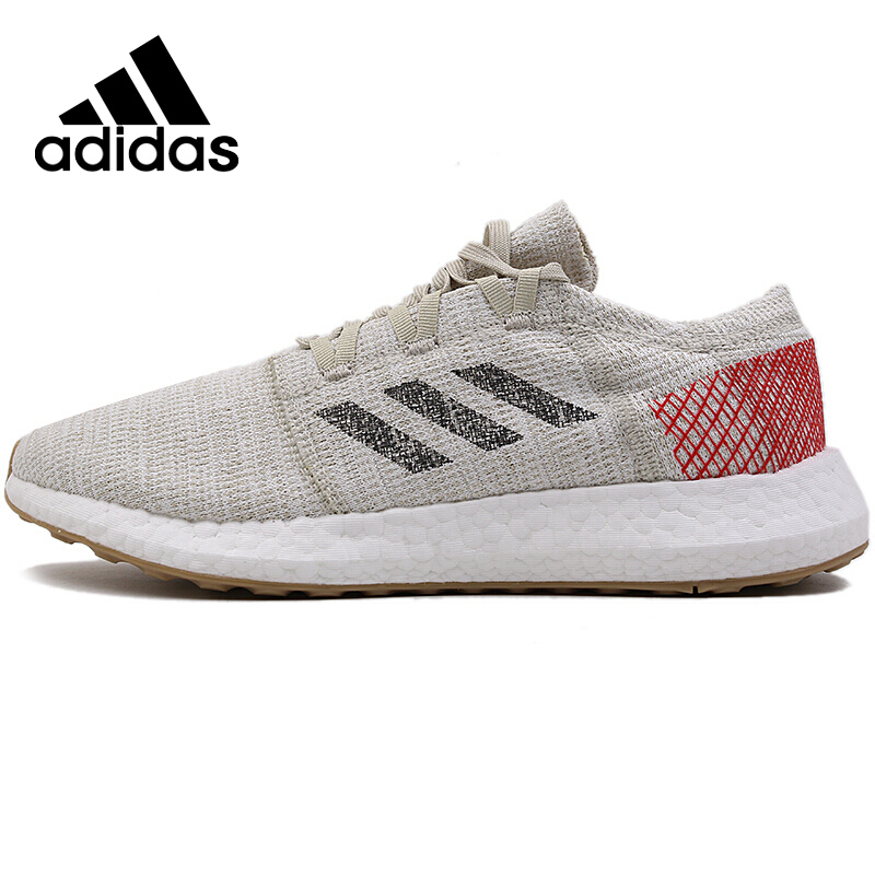 US $129.5 30% OFF|Original New Arrival 2019 Adidas PureBOOST GO Men's Running Shoes Sneakers in Running Shoes from Sports & Entertainment on