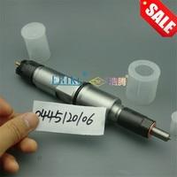 ERIKC 0455120106 Diesel Injector 0455 120 106 Injector Spray Nozzle Parts Fuel 0 455 120 106 Auto Engine Dispenser Inyector