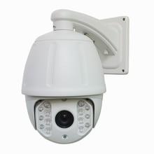 Aokwe P2P 4MP 20x  Speed PTZ 20 Optical Zoom  IR Night Vision P2P Security IP Dome Camera ONVIF