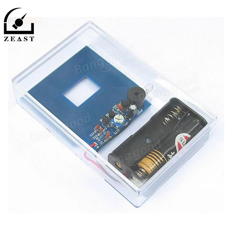 Metal Detector Scanner Metal Sensor Induction Detection Locator Security Bar Board Module Suite Electronic DIY Kits Parts