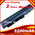 "5200mAh Laptop Battery FOR ACER ASPIRE ONE ZG5 KAV10 KAV60 Aspire One 8.9"" (Black) Aspire One A150 Pro 531h BATTERY"