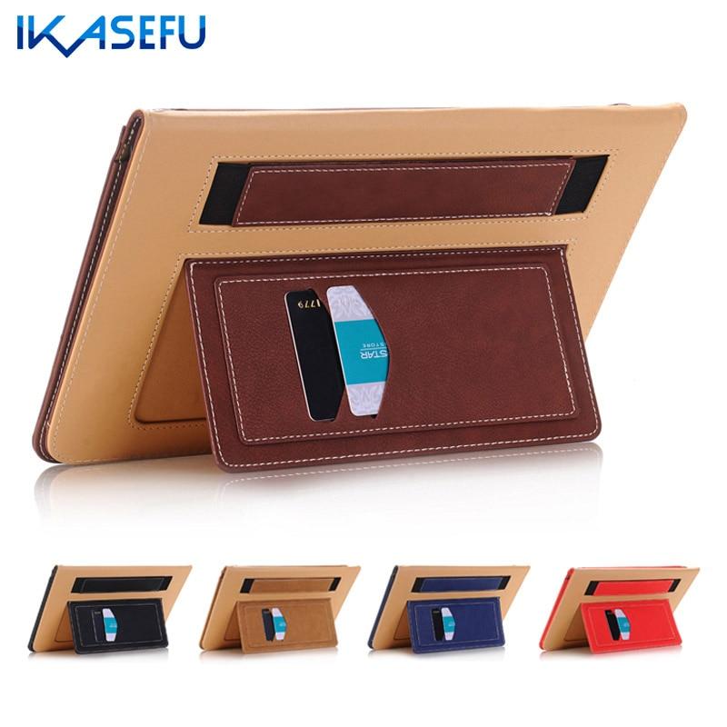 IKASEFU Cover For iPad Mini1 mini2 mini3 PU Leather Case For iPad Mini 3 2 1 7.9 inch Coque for mini Apple Ipad Mini 1 2 3 Stand