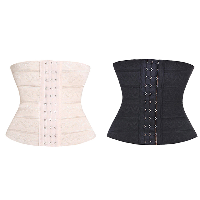 7671931d97 21cm Postpartum Belt Women Waist Slim Body Shaper Breathable Puerperal Waist  Cincher Control Corset Waist Trainer