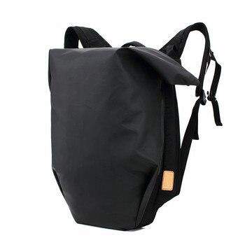 ozuko men backpacks new design waterproof anti theft usb charge large travel bag 15 6 laptop backpack school bags for teenagers OZUKO Brand Oxford Waterproof Men Backpack Laptop Notebook Computer Anti Theft Leisure Backpack Men School Bags Travel Bag