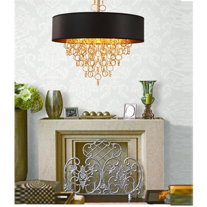 Northern Europe Modern Creative Luxurious Pendant Light Restaurant Livingroom Hotel Decoration Lamp Free Shipping