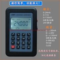 LB01 Signal Generator 4 20mA 0 10V MV Thermocouple Current Meter Signal Source Calibration Instrument