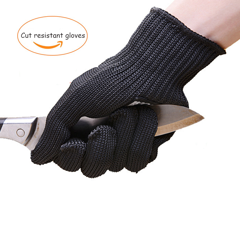 Active Anti-cut Gloves Safety Cut Proof Stab Resistant Stainless Steel Wire Metal Mesh Kitchen Butcher Cut-resistant Safety Gloves Back To Search Resultssecurity & Protection