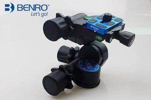 Image 2 - Benro プロ 3 方法ギアボックスモーターギヤードドライブ三脚ヘッド GD3WH