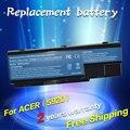 Jigu bateria as07b31 as07b41 as07b51 as07b61 as07b71 as07b72 as07b42 para acer aspire 5230 5235 5310 5315 5330 5520 5530