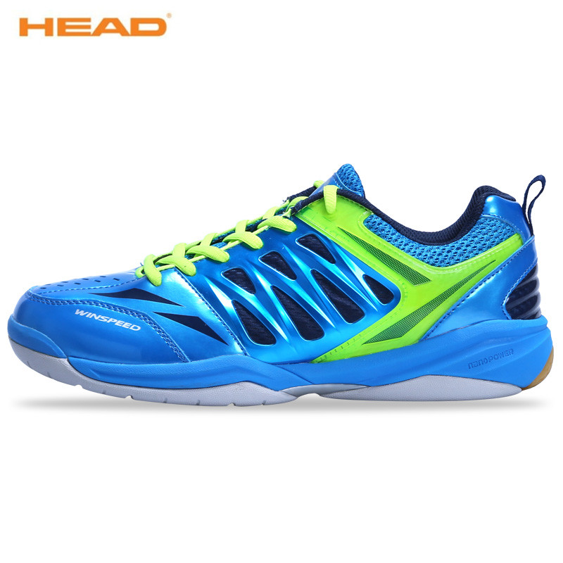 ФОТО badminton shoes for men sneakers  Original Brand New Arrival  sport sneaker real Medium(B,M) Breathable Rubber  Hard Court