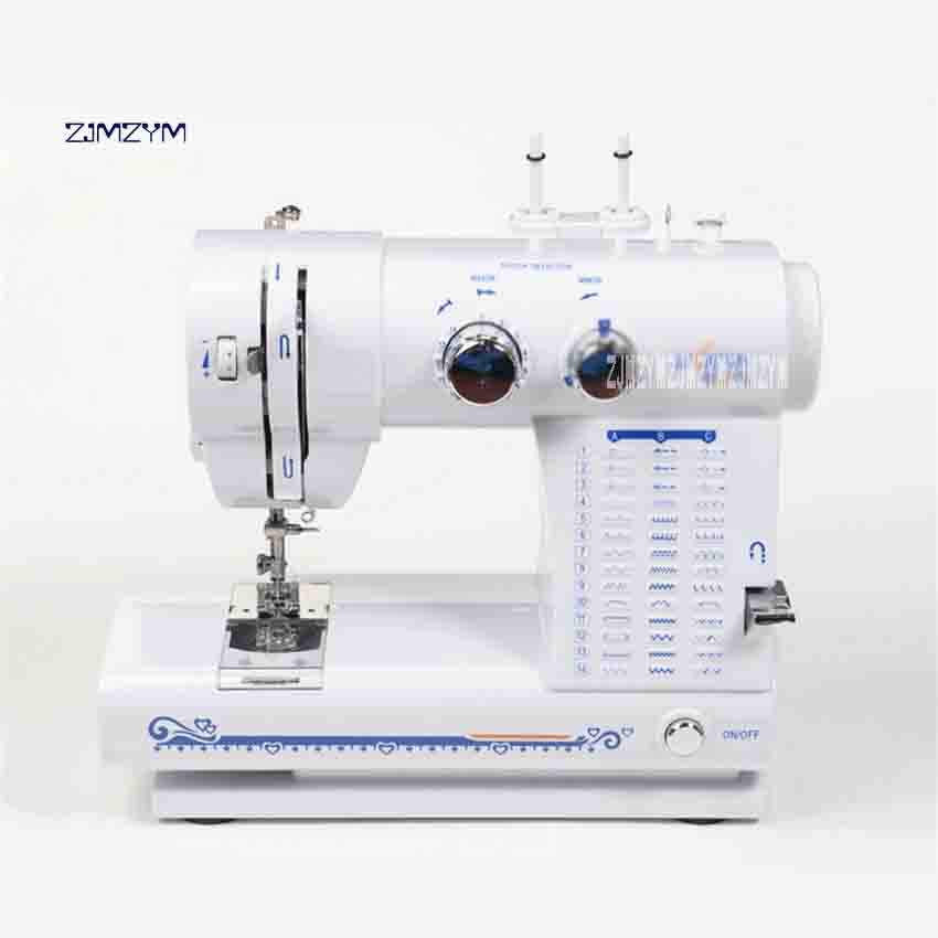 New Electric Household Desktop Multi-Function Sewing Machine UFR-813 Mini Pedaling Sewing Machine 18W 250-300 r/min Hot SellingNew Electric Household Desktop Multi-Function Sewing Machine UFR-813 Mini Pedaling Sewing Machine 18W 250-300 r/min Hot Selling