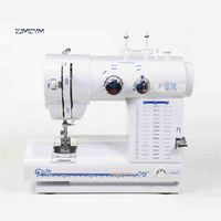 New Electric Household Desktop Multi Function Sewing Machine UFR 813 Mini Pedaling Sewing Machine 18W 250 300 r/min Hot Selling