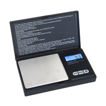 500g x 0.1g Mini Digital Precision Scales for Gold Bijoux Silver Diamond Jewelry Pocket Kitchen Weight Food Electronic