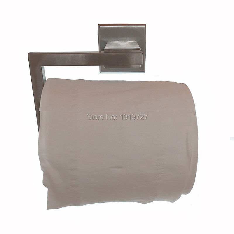 Spot Resist SUS 304 Toilet Paper Holder Storage Bathroom Kitchen Kit Paper Towel Tissue Roll Hanger Wall Mount In Brushed Finish amira sabet el mahrouky improvement of jute packages to resist insects during crops storage