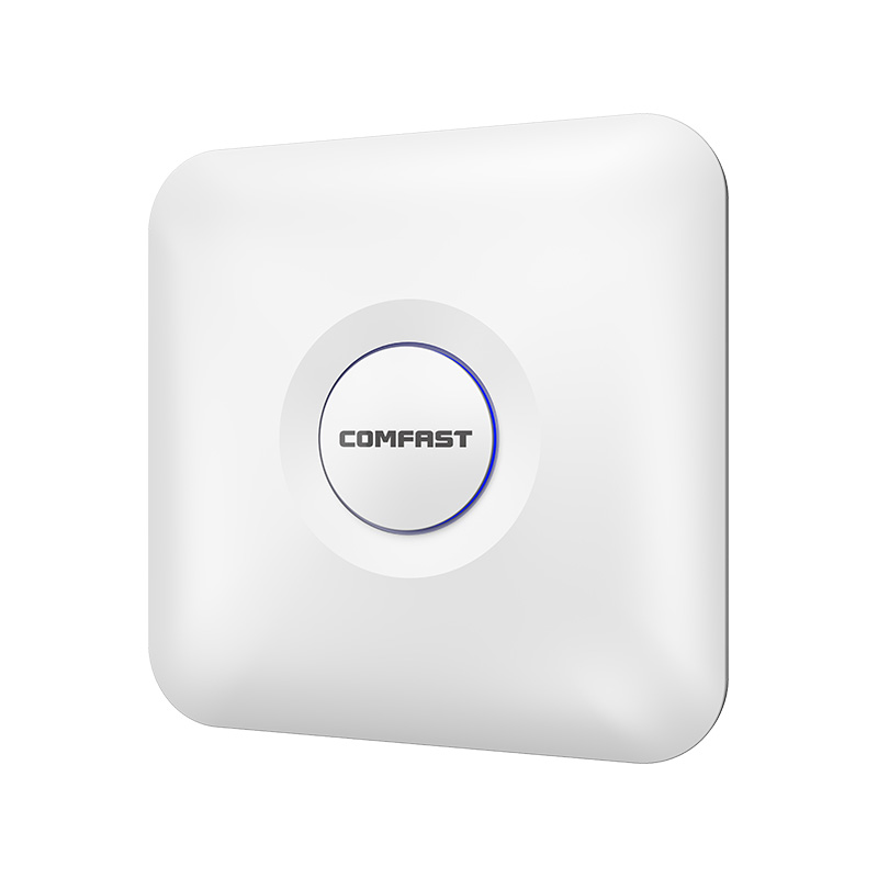 Comfast High Power 1300Mbps Dual Band Wireless Ceiling AP Gigabit WAN LAN  Ethernet POE Port Wireless Router Openwrt Amplifier AP