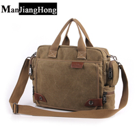 New Design Bavi Fashion Canvas Bag Male Casual Shoulder Bags Men Messenger Bag High Quality Canvas