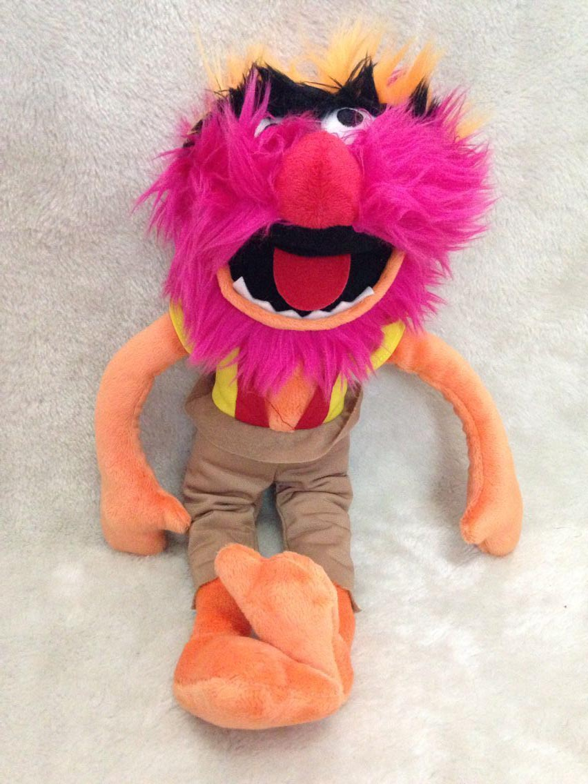 The Muppets Animal Plush Big Hugs Doll 30cm Original Brand Toys