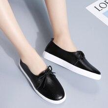 حذاء نسائي مقاس كبير 35 43 ماركة آرديمي من الجلد الأصلي للنساء حذاء مسطح للباليه للممرضات حذاء بدون كعب كاجوال حذاء بدون كعب للنساء مصنوع من جلد البقر
