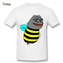 Organnic Cotton Bee Tee Boy Novelty Summer For Graphic Clothes