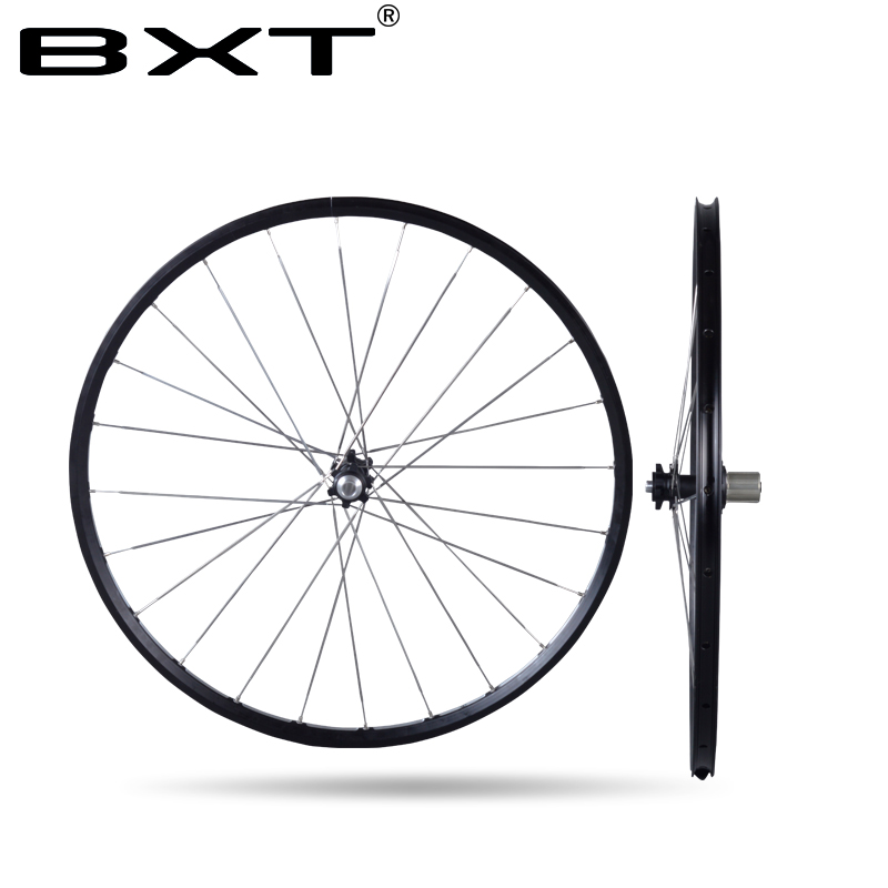 Chinese alloy mtb wheelset  29er 27.5er Six Holes Disc Brake  aluminum rims bike Wheel CR 24H 11 Speed Support  bicycle Wheels west biking bike chain wheel 39 53t bicycle crank 170 175mm fit speed 9 mtb road bike cycling bicycle crank