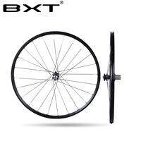Chinese alloy mtb wheelset 29er 27.5er Six Holes Disc Brake aluminum rims bike Wheel CR 24H 11 Speed Support bicycle Wheels