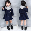 2017 Spring New Fashion Kids Jacket Girls Bownot Design Jackets Children Outwear For Baby Girls Boys Clothing  Coats Costume