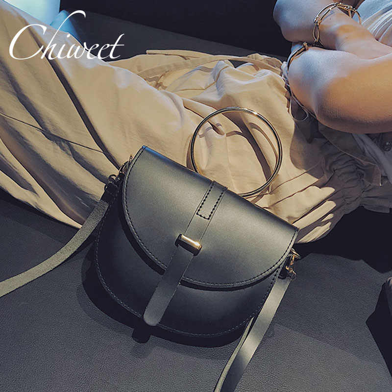 36bd894e486f Detail Feedback Questions about Chic PU Leather Mini Satchel Women ...