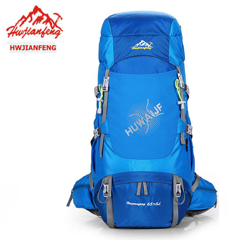 70L Ultralight Large Outdoor Backpack Sports Bag Camping Hiking Mountaineering Backpack Travel Climbing Camping Waterproof Bag roswheel 18l sports bag ultralight waterproof hiking camping climbing cycling backpack travel bag sport rucksacks camelback