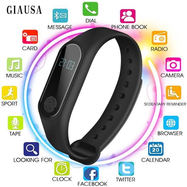 Vòng Tay thể thao Thông Minh Nam Nữ Đồng Hồ Thông Minh Smartwatch Cho Android IOS Theo Dõi Sức Khỏe Điện Tử Đồng Hồ Thông Minh Dây Đeo Thông Minh Smartwach