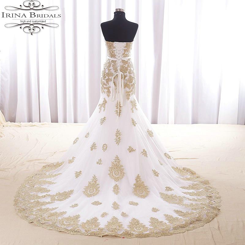 Robe de mariee avec deux couleurs
