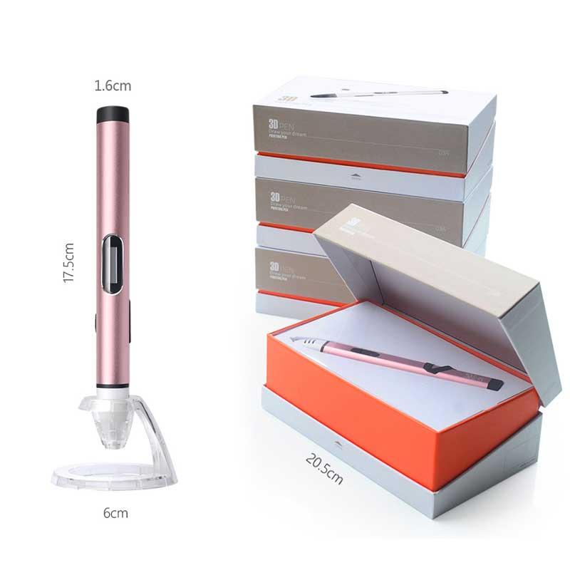 3d Pens display 3d desenho pen-3d-pens, usb-o Material : Alumina