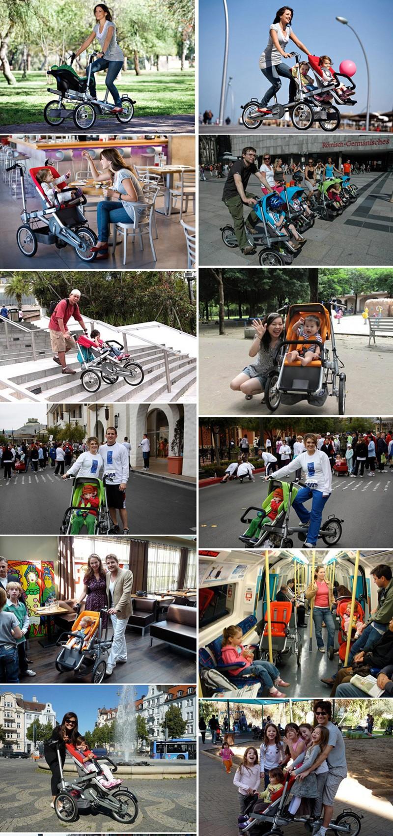 baby bike stroller 12