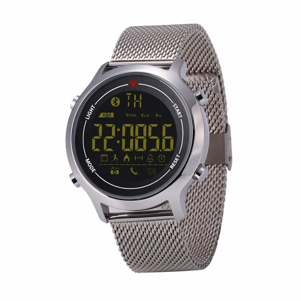 imágenes para Zeblaze VIBE IP67 Impermeable Bluetooth Inteligente Reloj Del Deporte, apoyo de Conteo de Pasos/Calorías/Llamadas Recuerdan/Captura Remota/Alarma