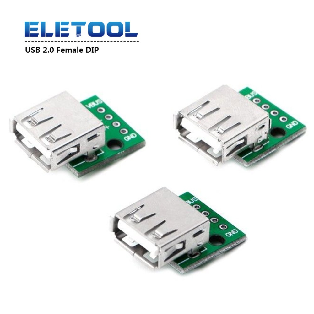 10pcs-type-a-female-usb-to-dip-254mm-pcb-board-adapter-converter-for-arduino-connector-pn36