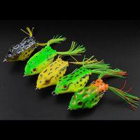 Fishing Bait 3D Simulation Frog Fake Bait Increase Capture|Fishing Lures| |  -