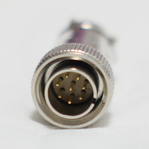 Image 2 - 8 pin male connector for making remote cable for remote controller for CANON or FUJINON ENG lens