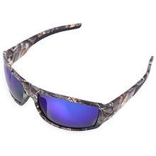 fe760f148bc0f0 En plein air Vélo Lunettes Lunettes de Sport Camouflage Cadre Coupe-Vent  lunettes de Soleil Polarisées De Pêche Lunettes