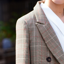 Plaid Formal Suits for Women Fashion Newest  Designer Blazer Women's Long Sleeve Jacket J17CA2005