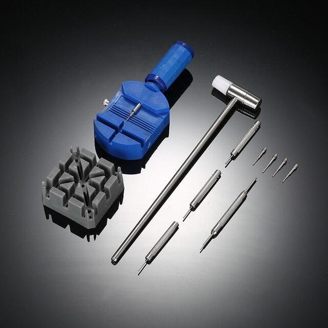 11 Pz Guarda Tool Kit Di Riparazione Orologio Della Fascia Di Collegamento Spill
