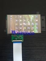 OLED de 5.5 pulgadas FHD 1080*1920 1080 P pantalla con HDMI a MIPI AM-OLED controlador tablero de conductor a bordo