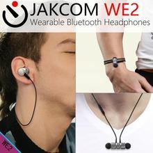 JAKCOM WE2 Wearable Inteligente Fone de Ouvido como o fone de ouvido com fio Fones De Ouvido Fones De Ouvido em f7 oposto para o telefone écouteur microfone estéreo