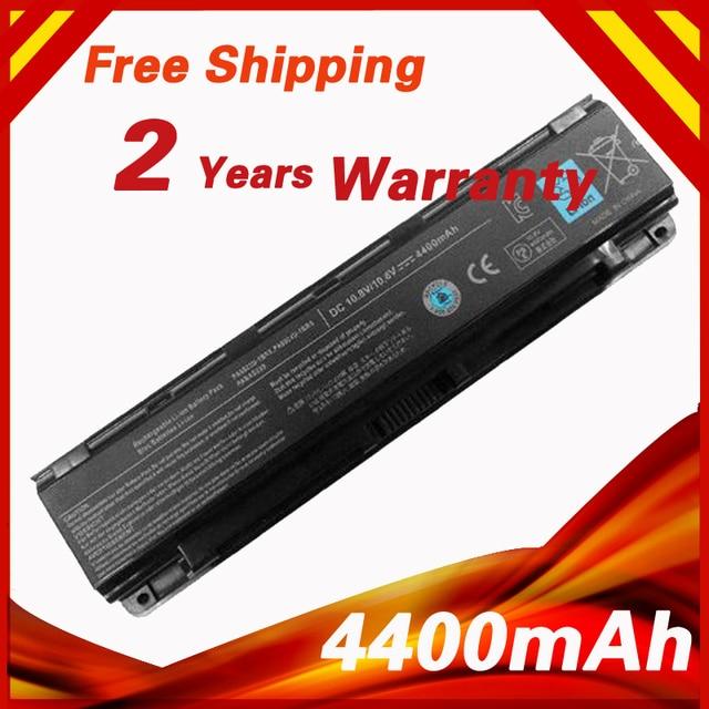 Аккумулятор для Toshiba PA5108U-1BRS PA5109U-1BRS PA5110U-1BRS PABAS271 PABAS272 PABAS273 Satellite C50T C55 C55D C70 C75D C805 C840