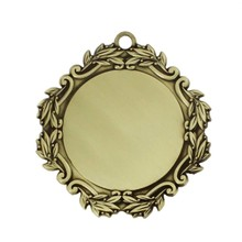 Big discount blank medal promotion 3D metal medallion